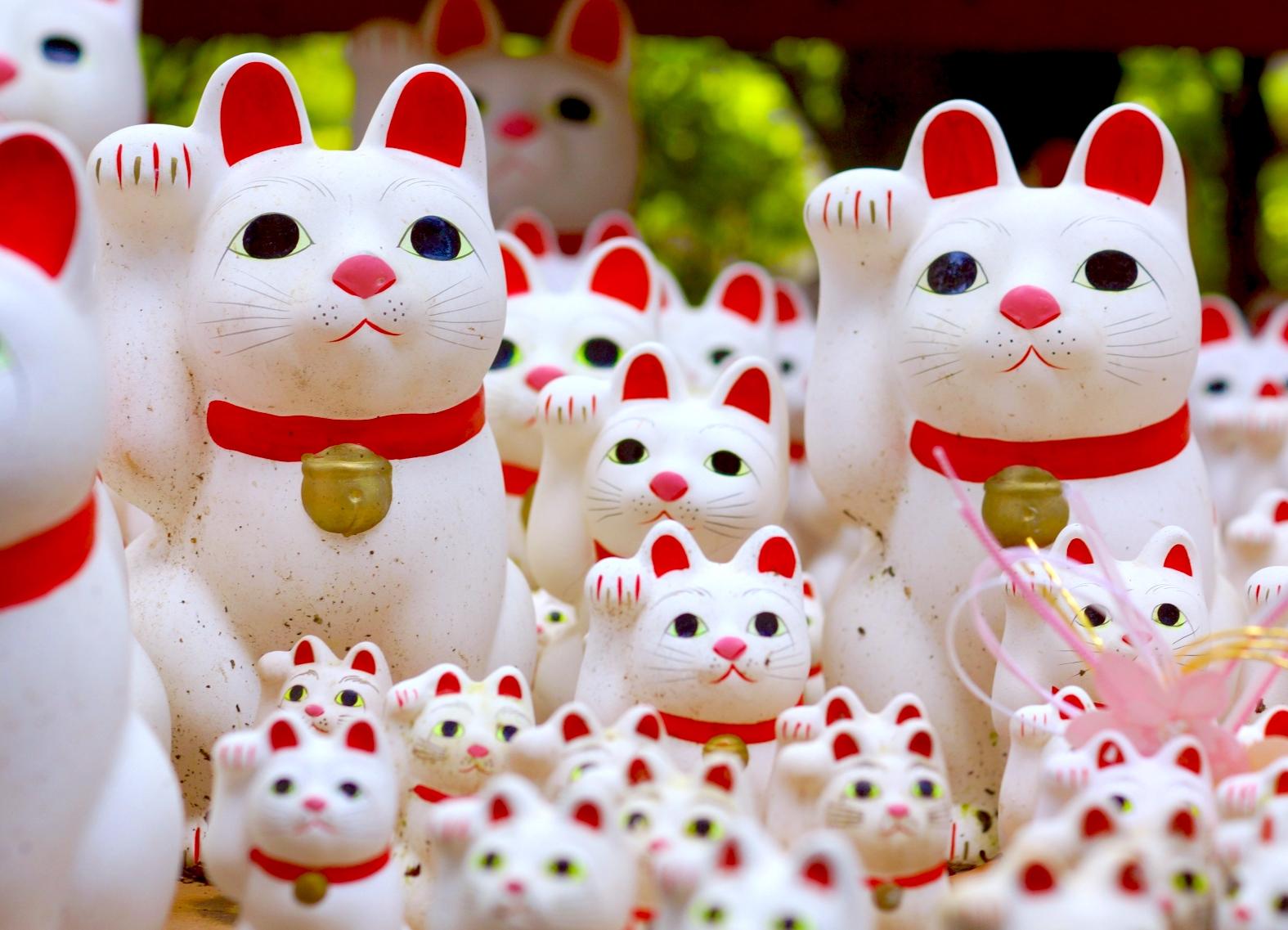 招き猫の日(9月29日)