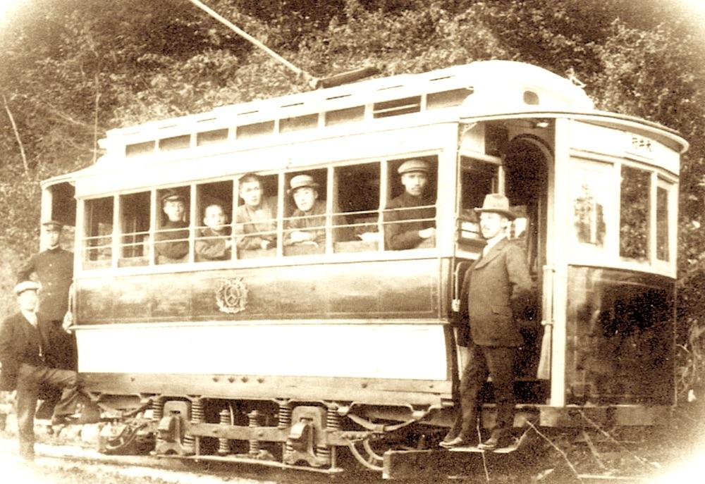 岩村電軌鉄道