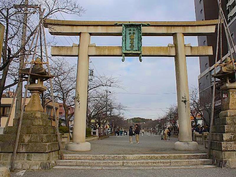 尾張大國霊神社(国府宮)