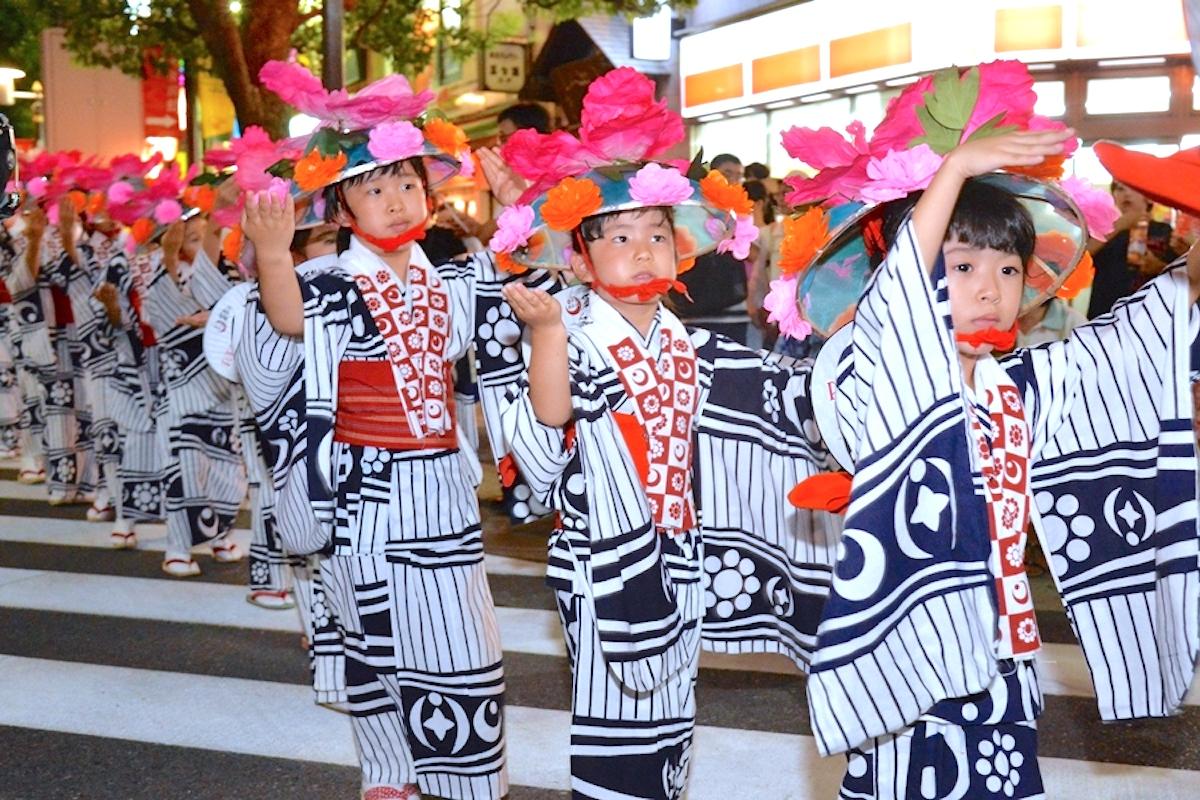 第43回千葉の親子三代夏祭り