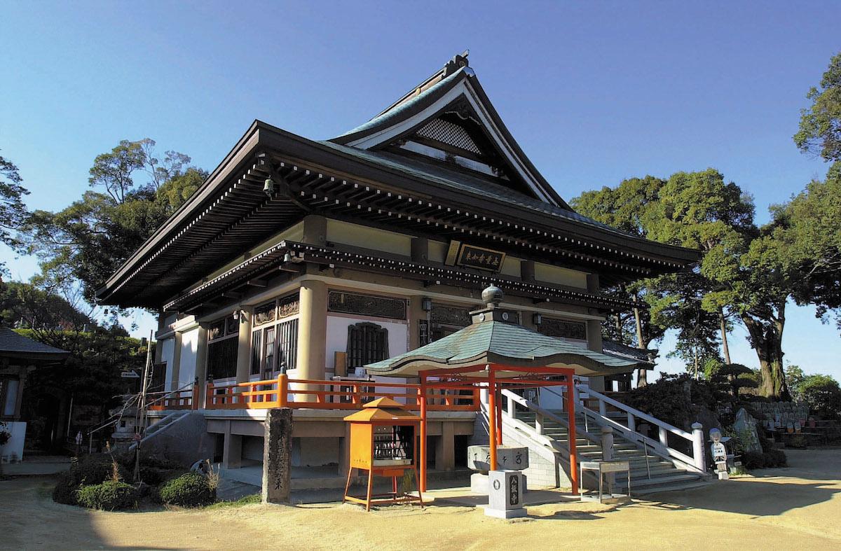 八坂寺(四国八十八ヶ所霊場第47番札所)
