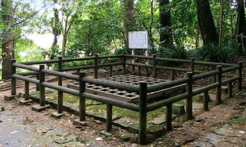宇和島城井戸丸(井戸屋形)