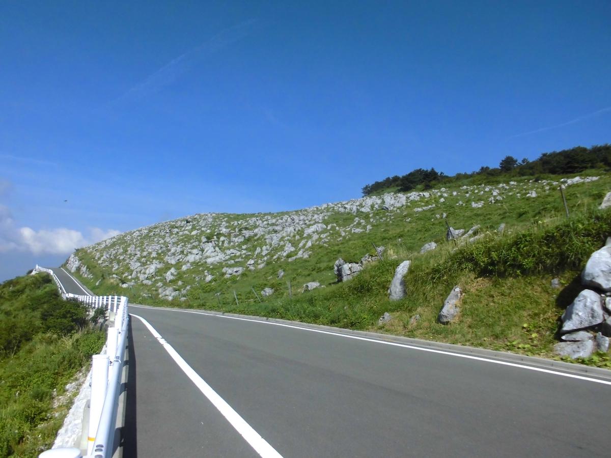 愛媛県道・高知県道383号(四国カルスト公園縦断線)
