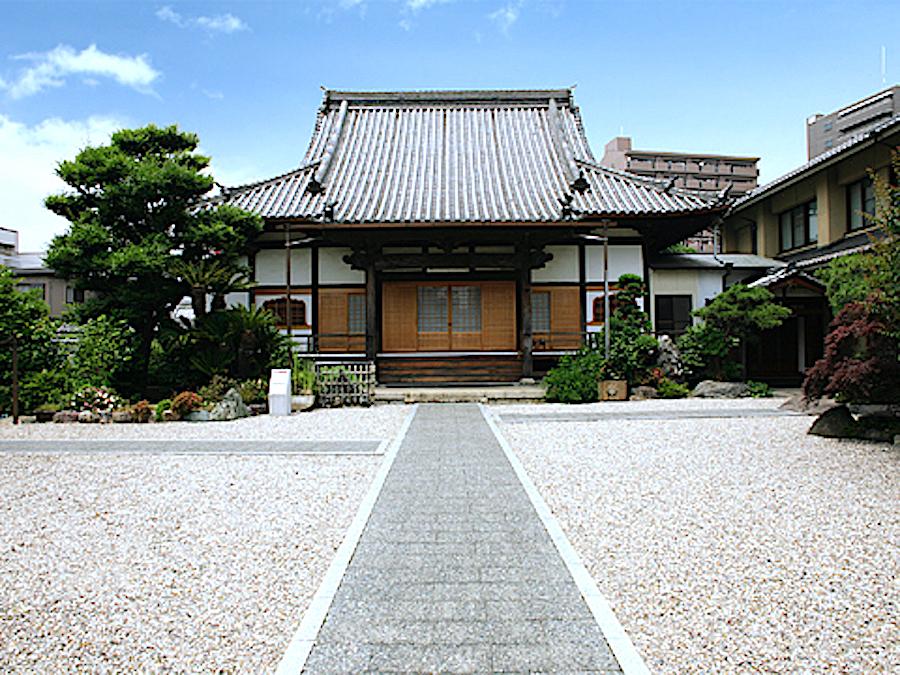 十念寺・土井家廟所