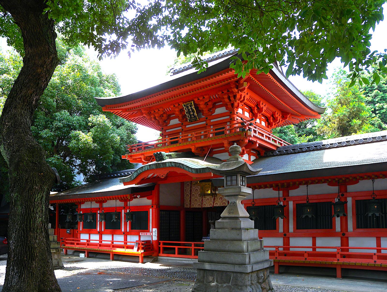 春日神社(大須)