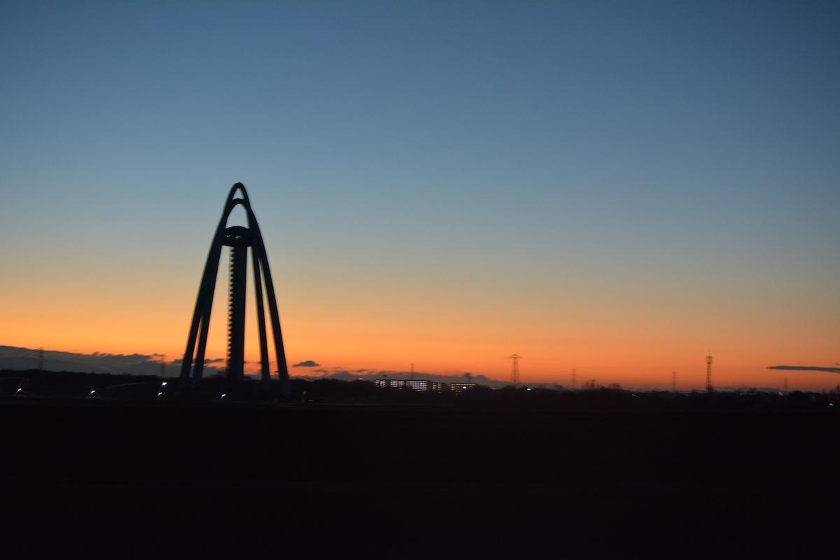 138タワーパーク(ツインアーチ138)
