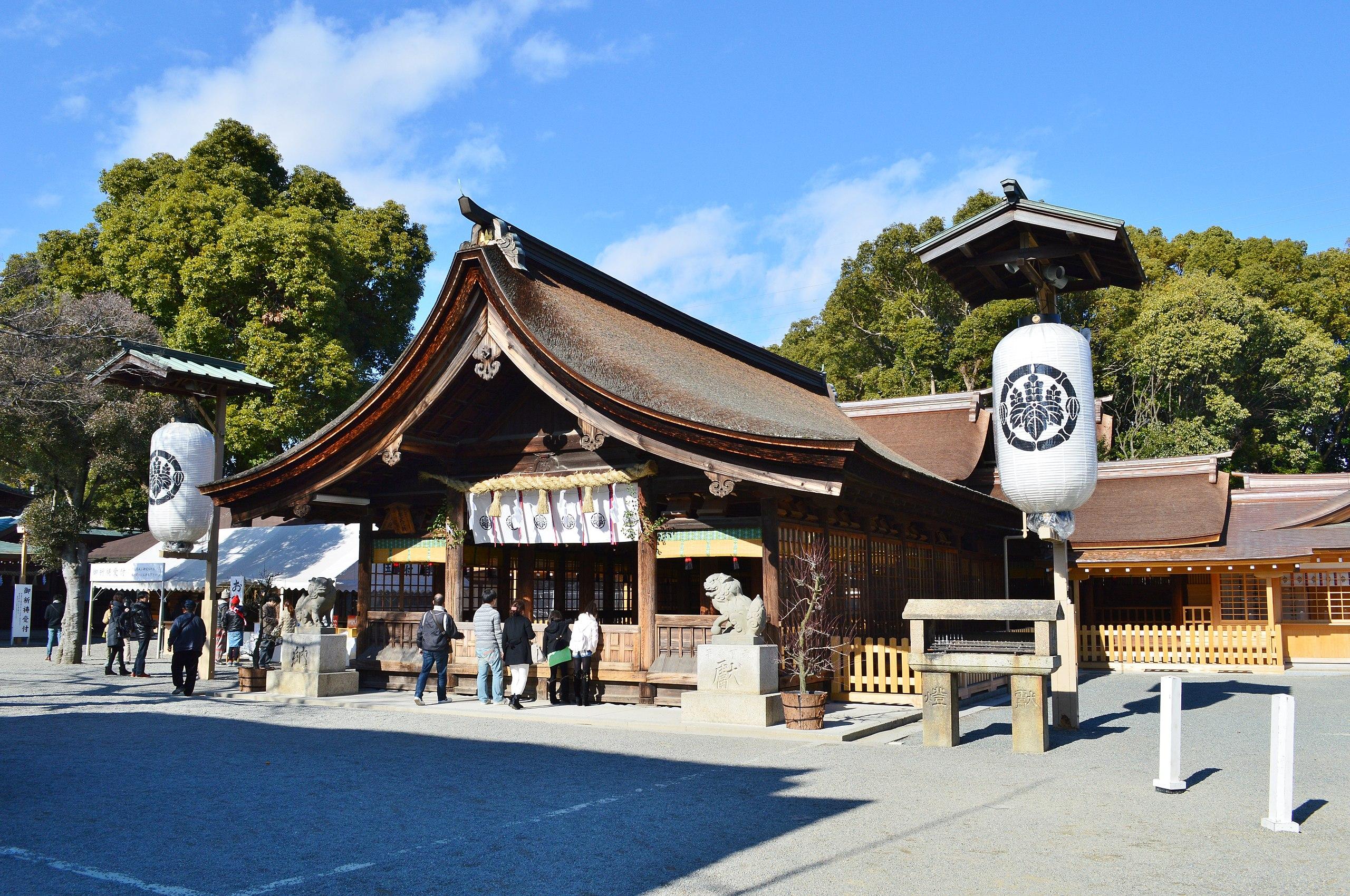 尾張大国霊神社(国府宮)