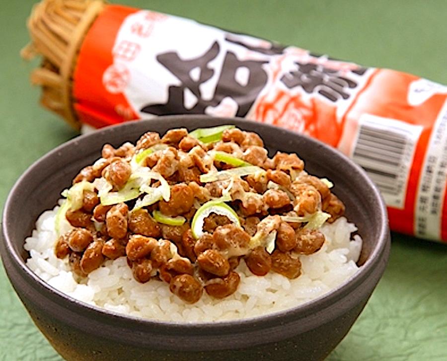 元祖檜山納豆