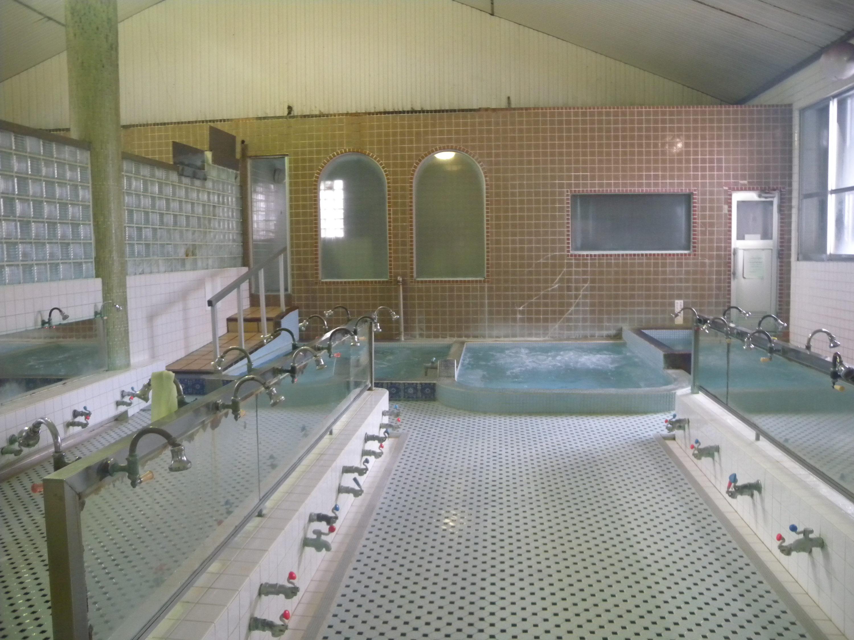 八戸中央温泉 天然温泉卵湯
