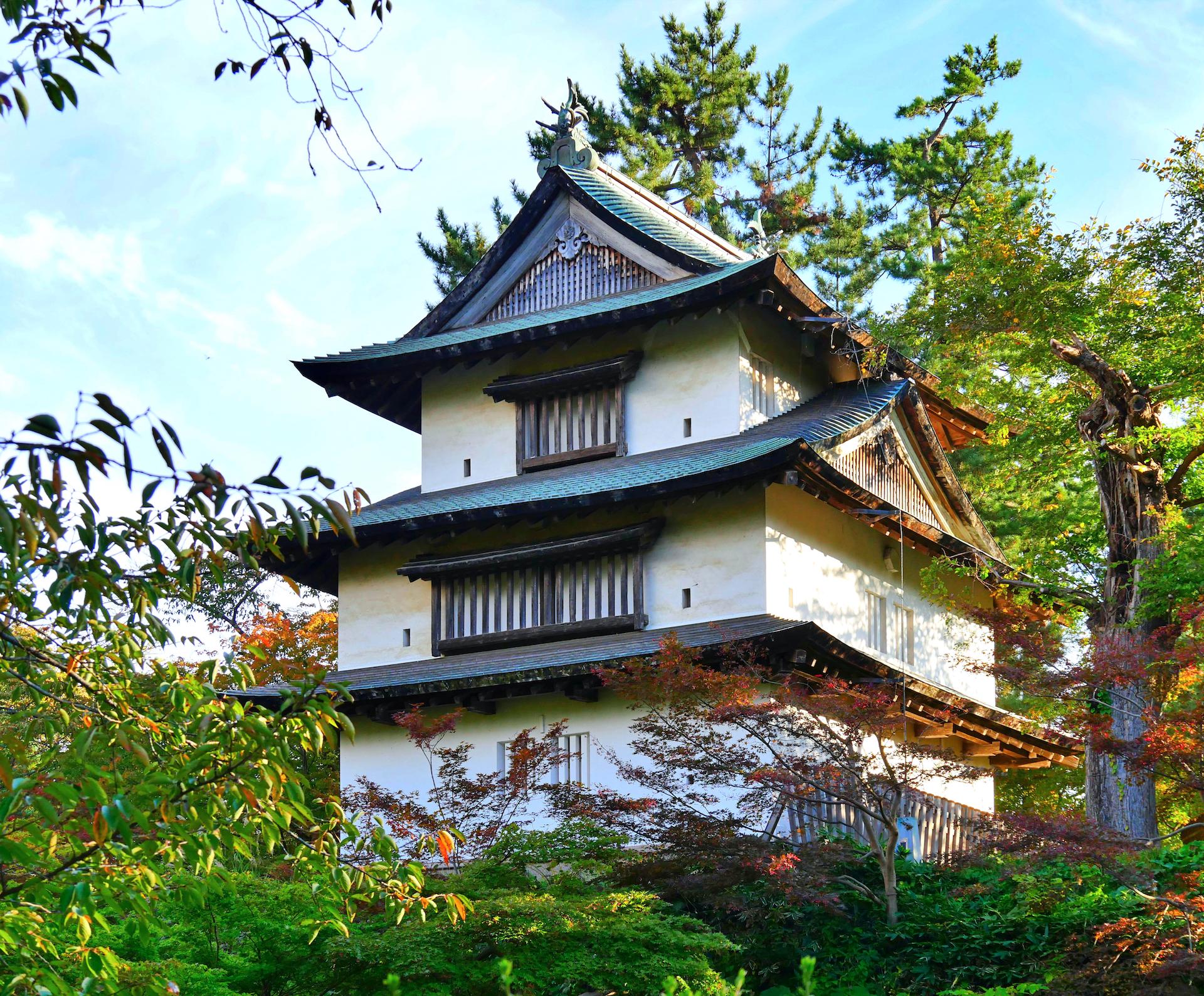 弘前城・二の丸丑寅櫓