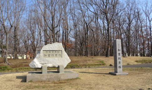 加曽利貝塚公園