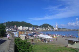江見海水浴場