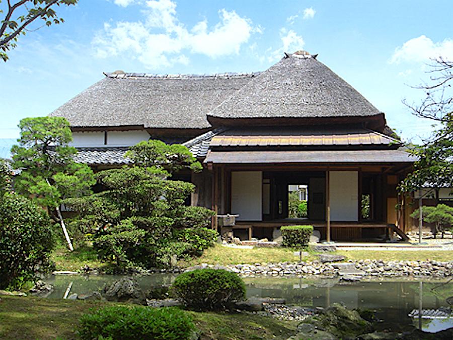 旧戸島家住宅