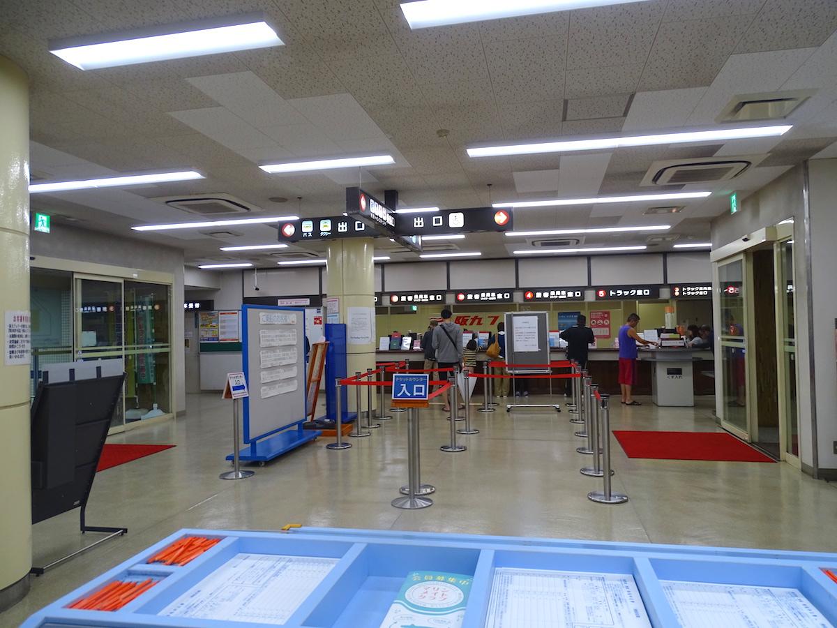 阪九フェリー・新門司第2ターミナル
