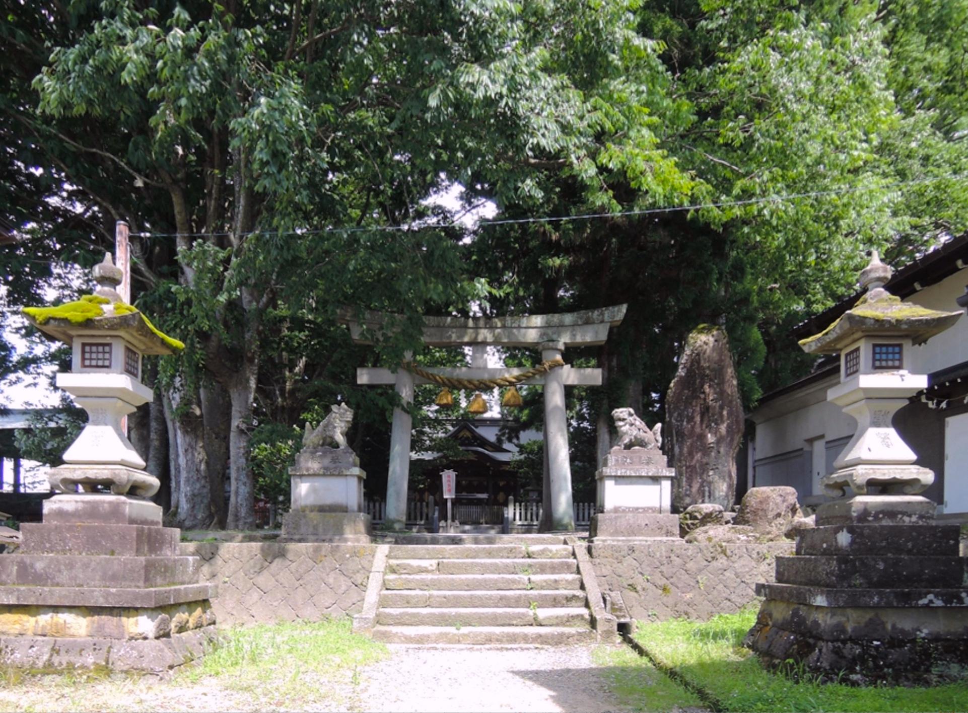 飛騨国分尼寺跡