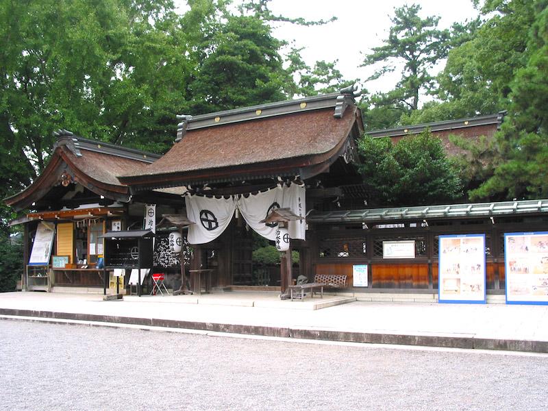 治水神社拝殿