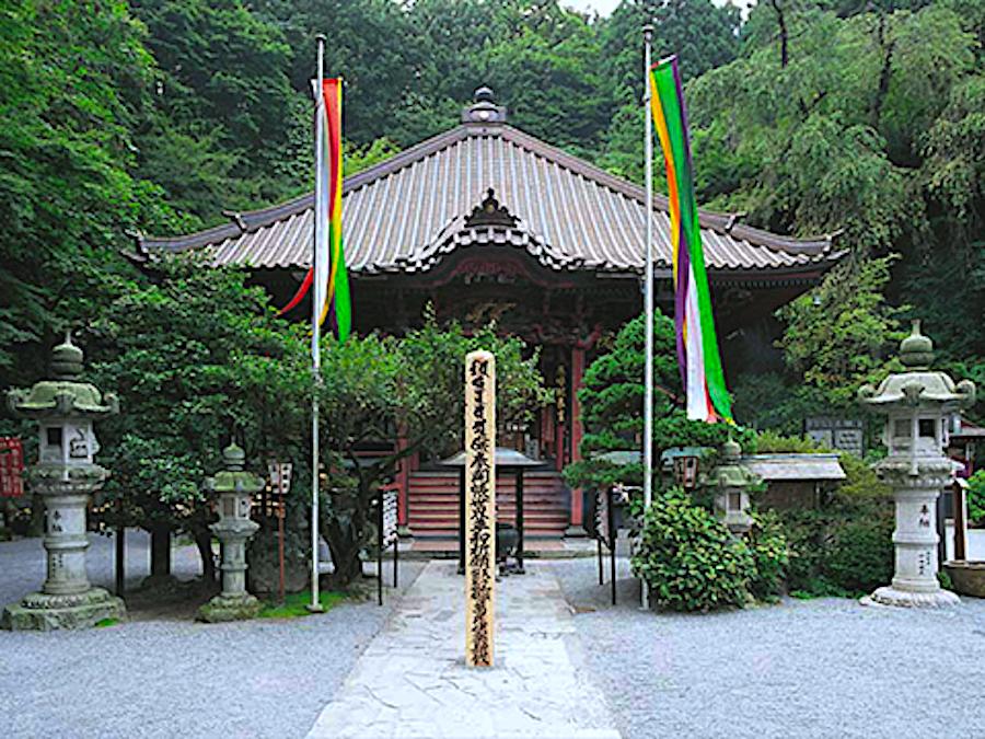 水澤寺(水澤観音)