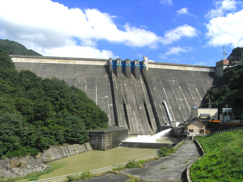 草木ダム(草木湖)
