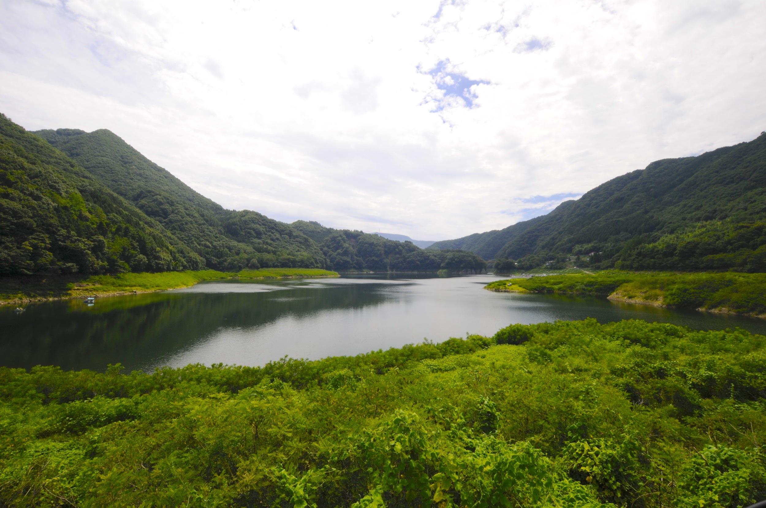 薗原湖(薗原ダム)