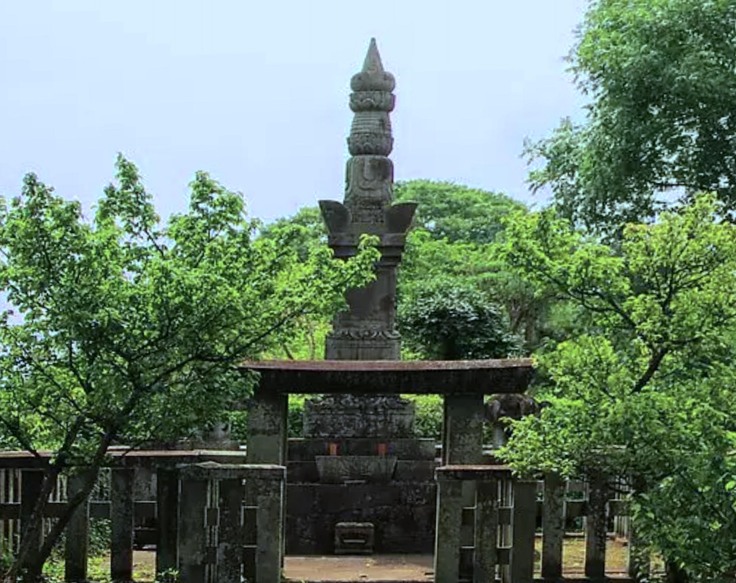 善導寺・榊原康政墓所