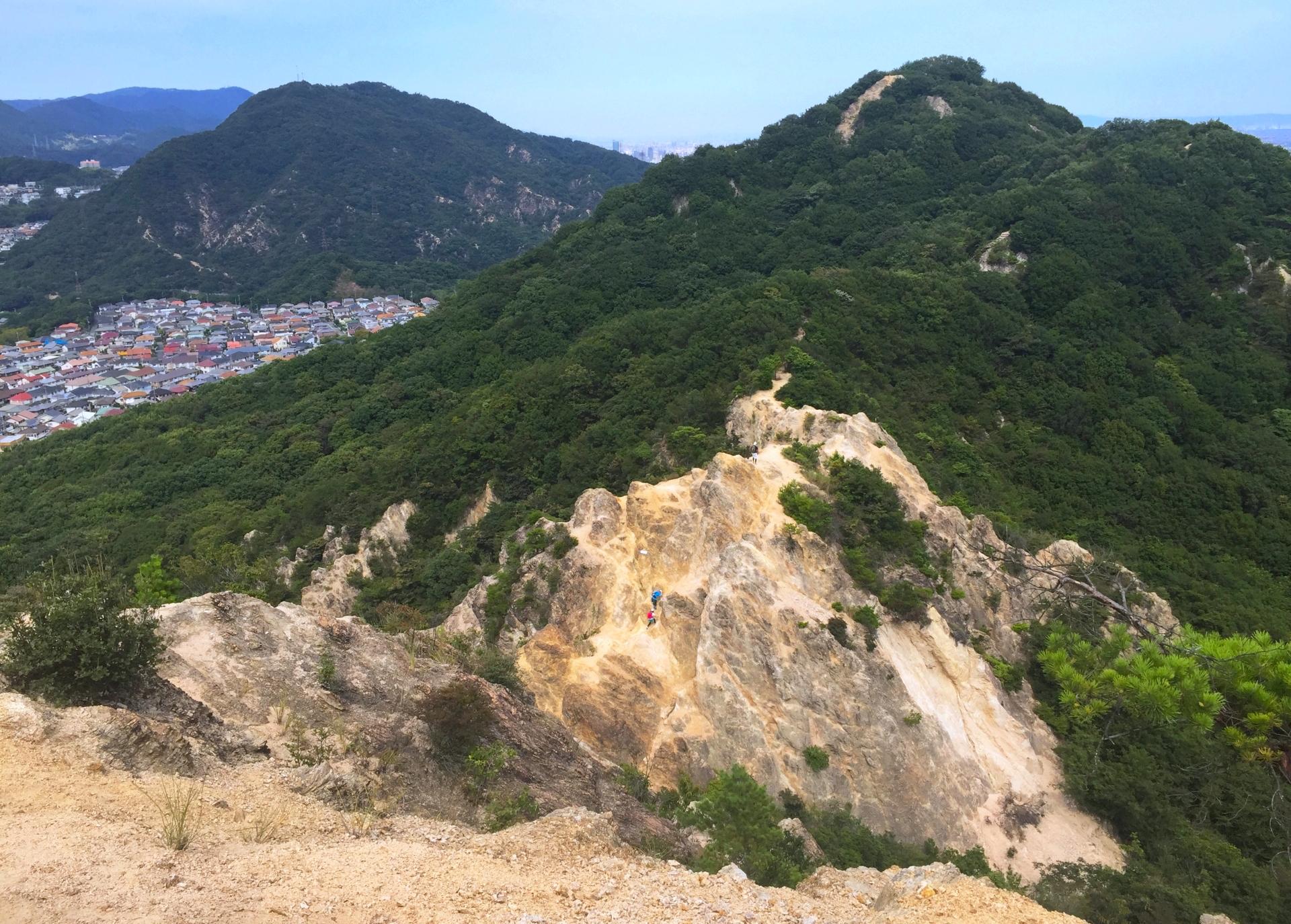 須磨アルプス・横尾山