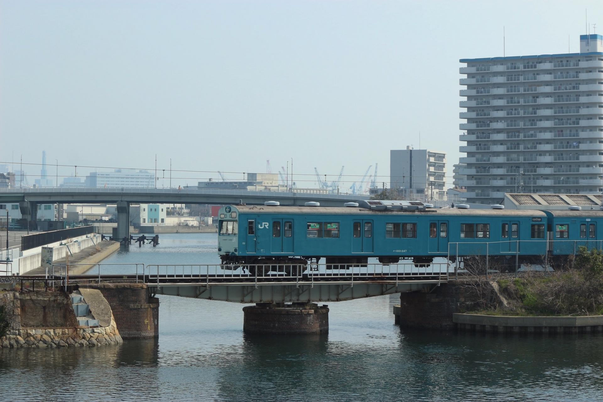 和田旋回橋