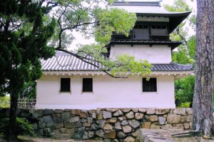 福山城・鐘櫓
