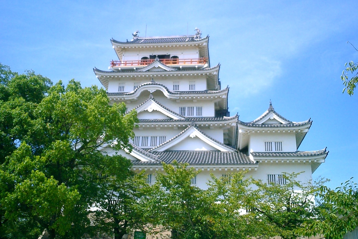 福山城天守(福山城博物館)