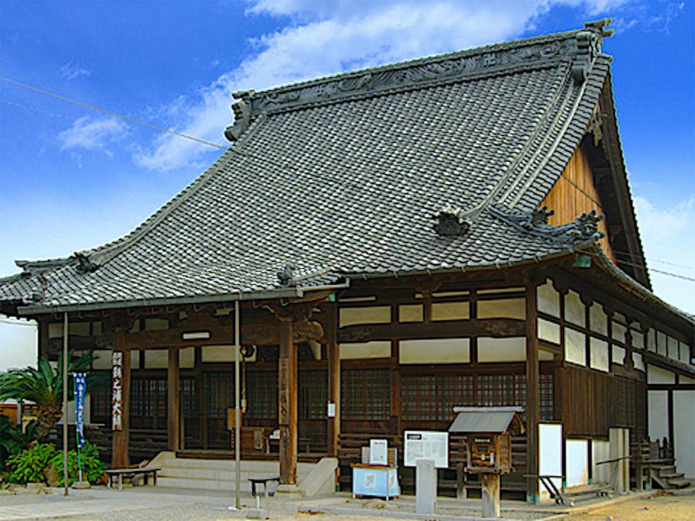圓福寺(大可島城跡)