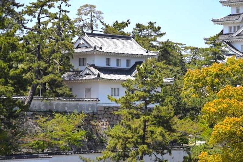 福山城・鏡櫓