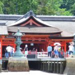 厳島神社・本殿