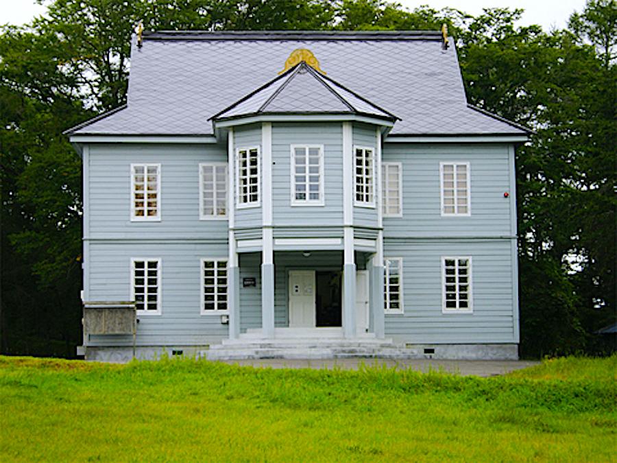 北海道集治監釧路分監本館(標茶町博物館)