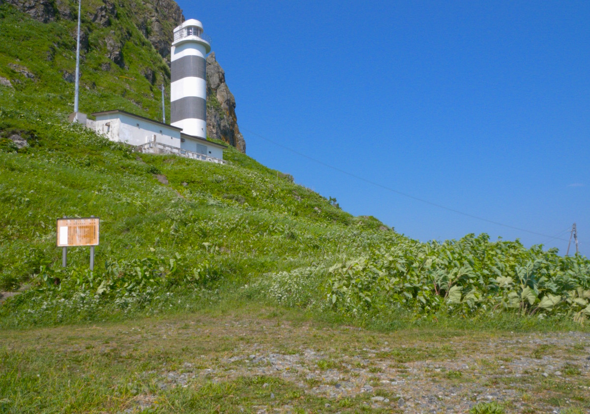 北見神威岬灯台