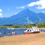 猪苗代湖・志田浜