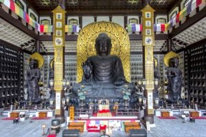 越前大仏(大師山清大寺)