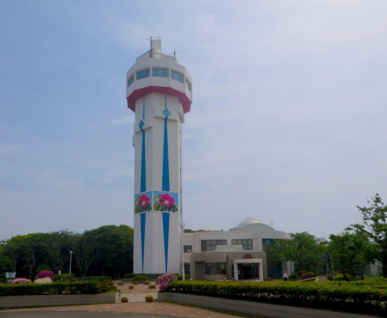 大野潮騒はまなす公園宇宙展望塔