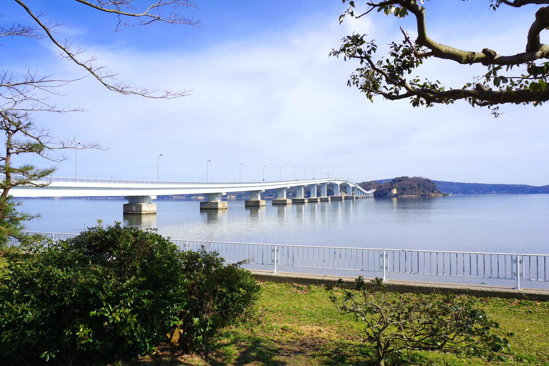 能登島大橋ロードパーク