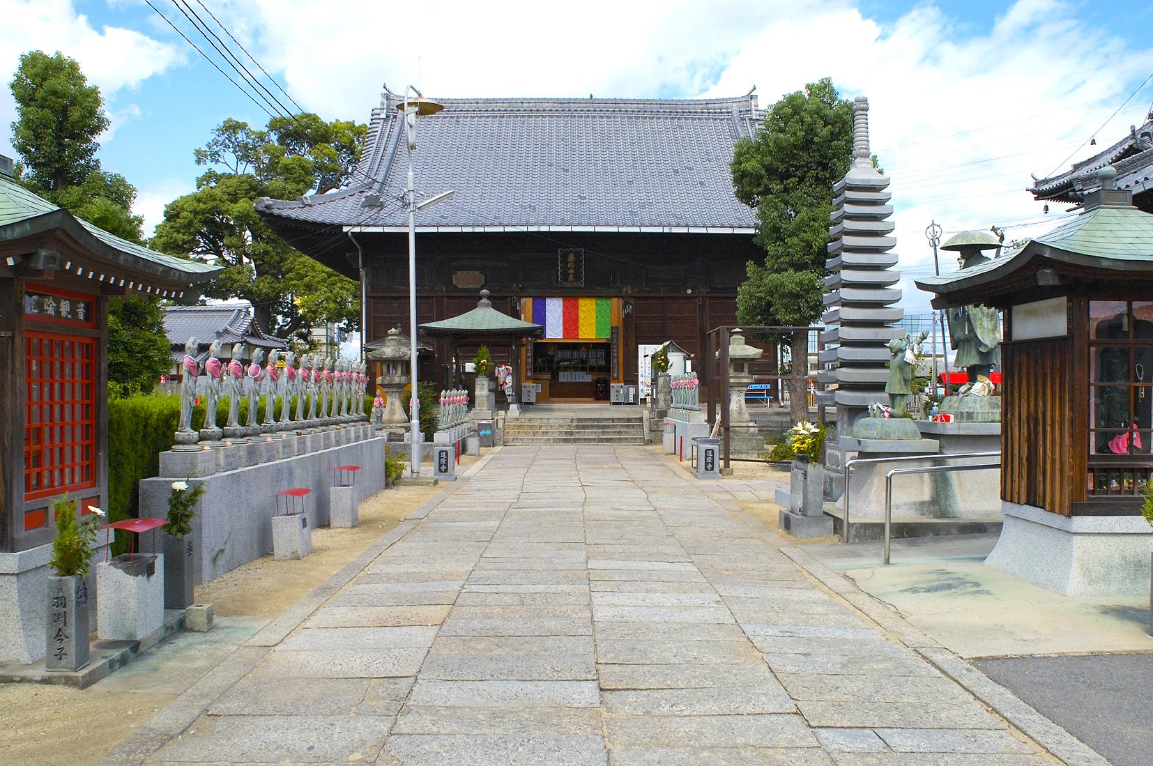 道隆寺(四国八十八ヶ所霊場第77番札所)