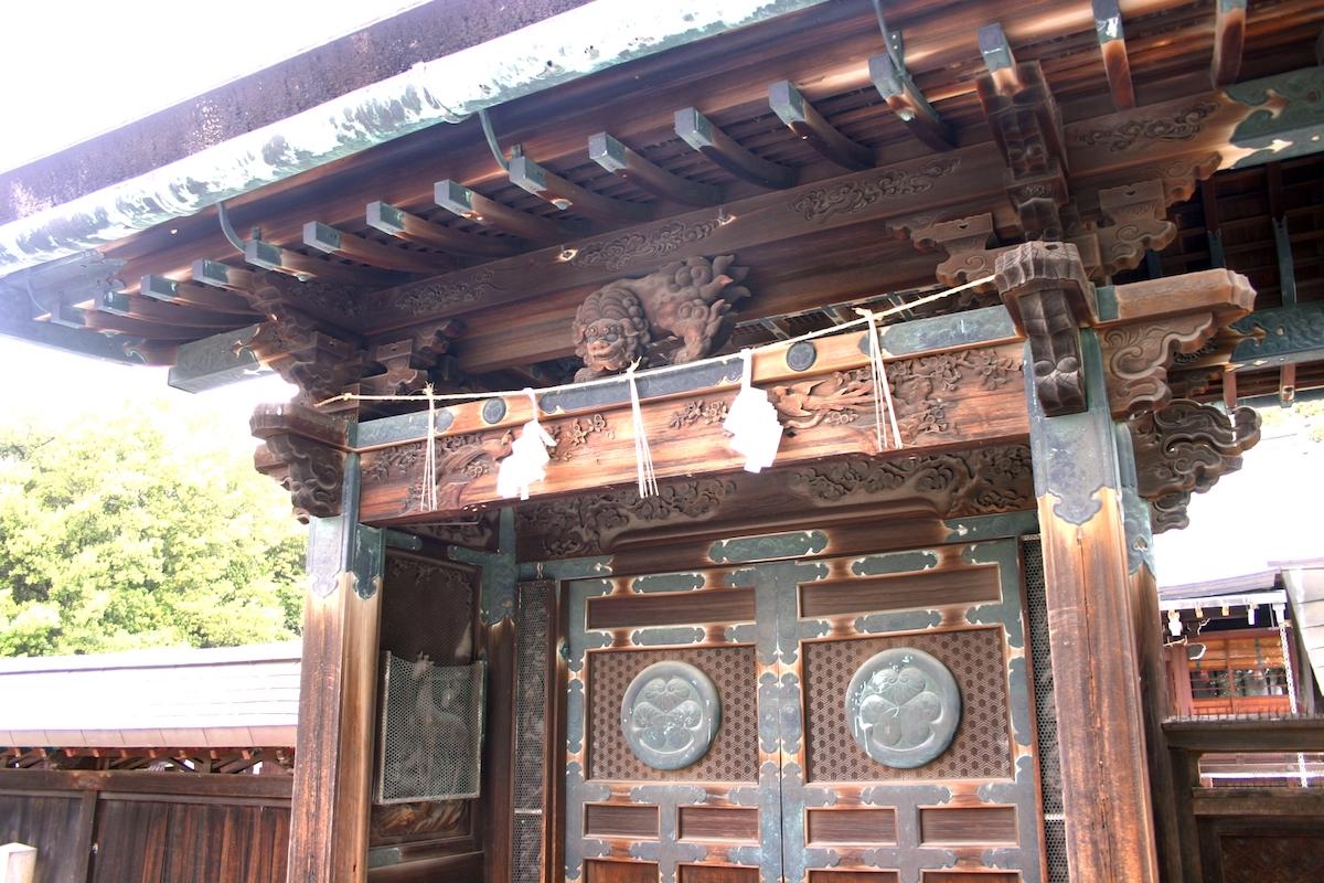 讃岐東照宮 屋島神社