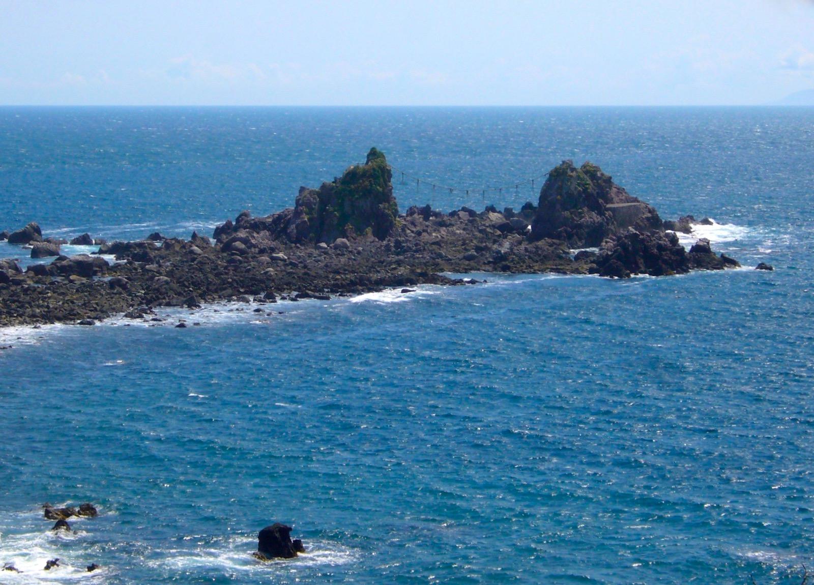 真鶴岬(三ツ石)