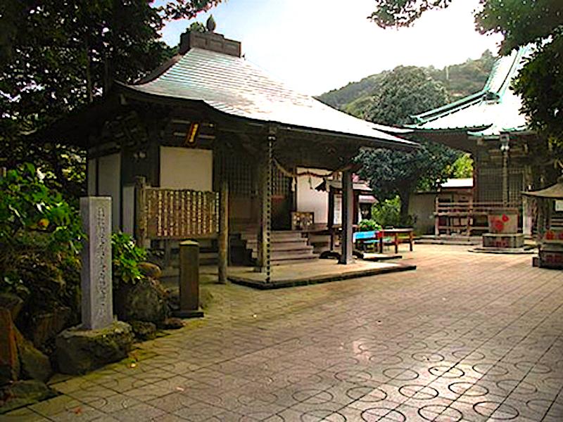 石橋山古戦場・佐奈田霊社
