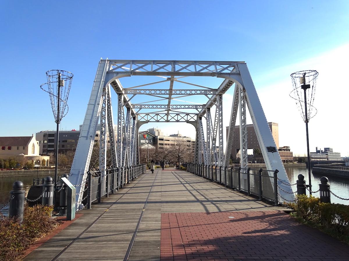 第二号橋梁(汽車道)