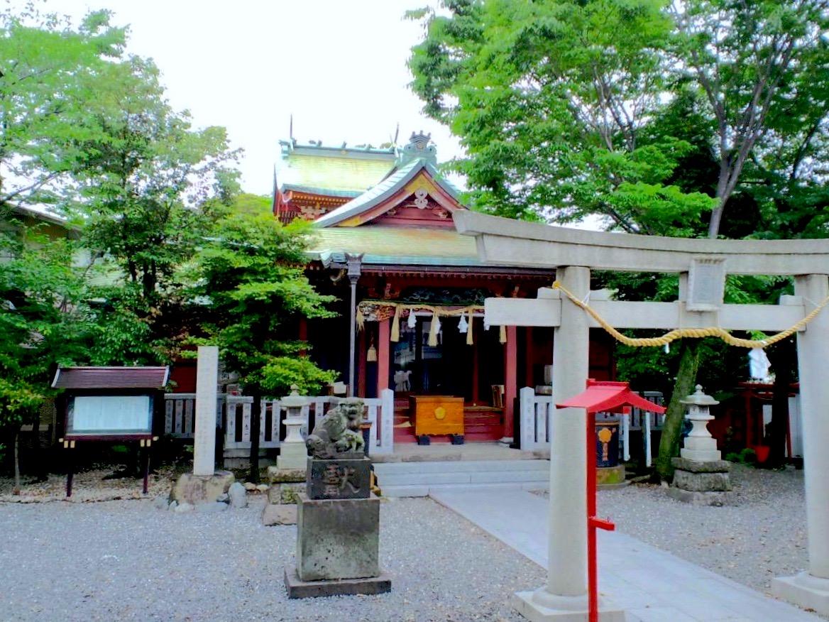 浅間神社(横浜市)