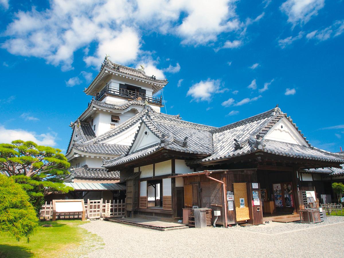 高知城・懐徳館(本丸御殿)