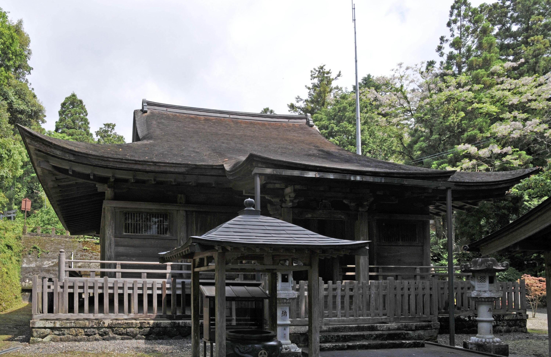 豊楽寺・薬師堂