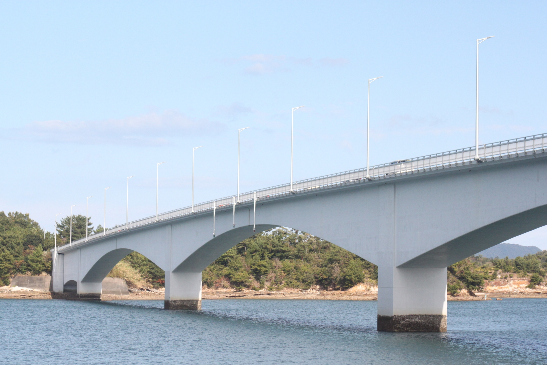 天草五橋・4号橋(前島橋)