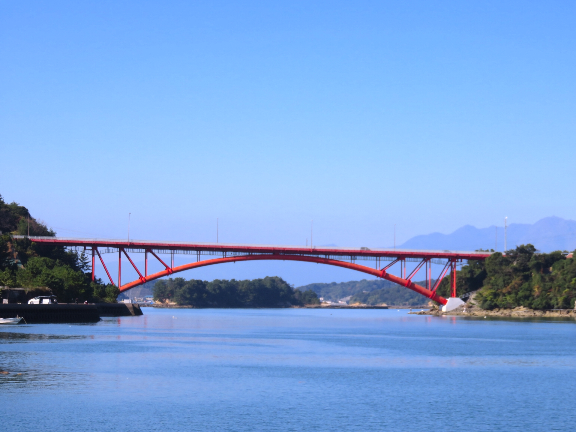 天草五橋・5号橋(松島橋)