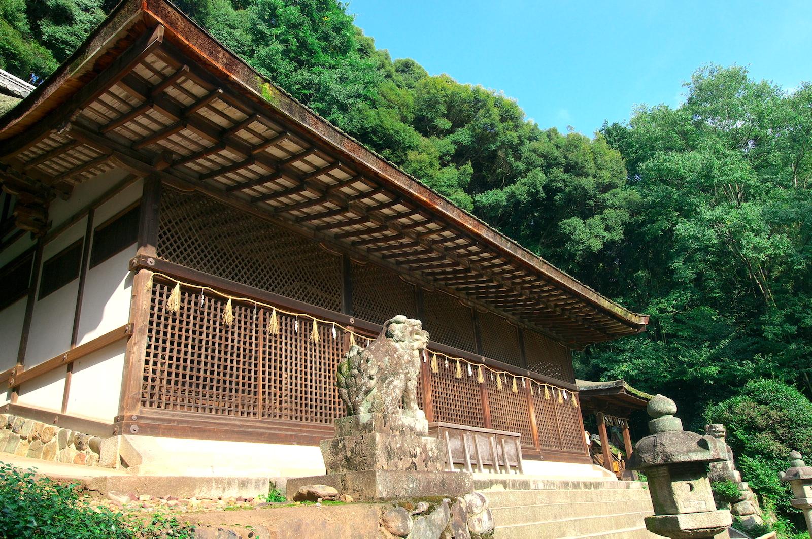 宇治上神社・本殿