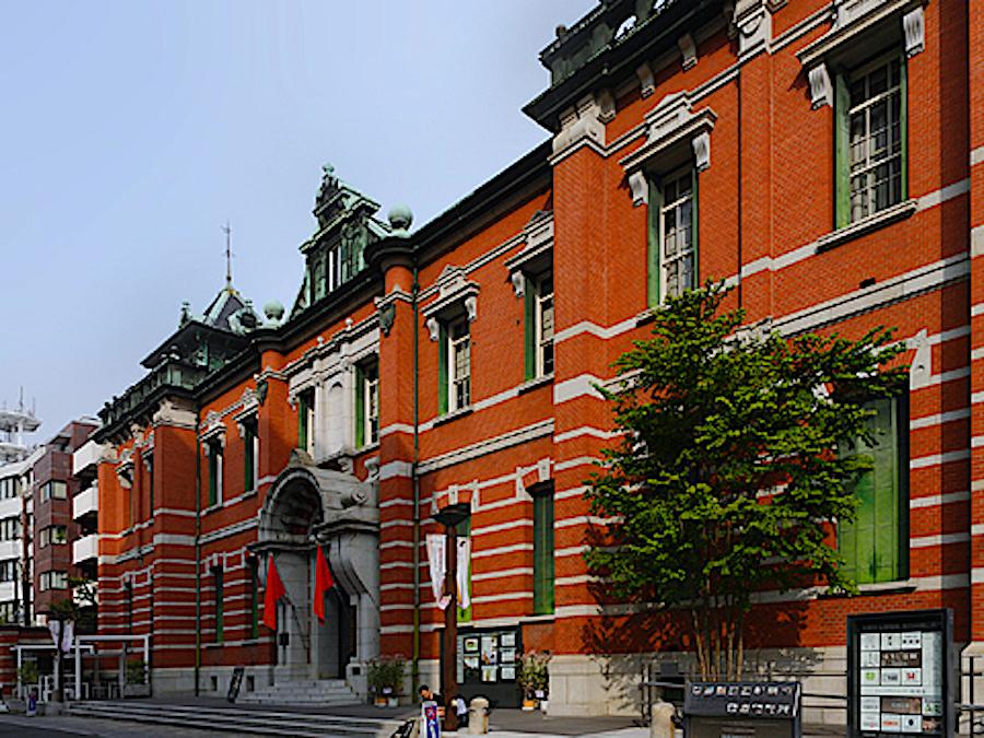 京都府京都文化博物館別館(旧日本銀行京都支店)