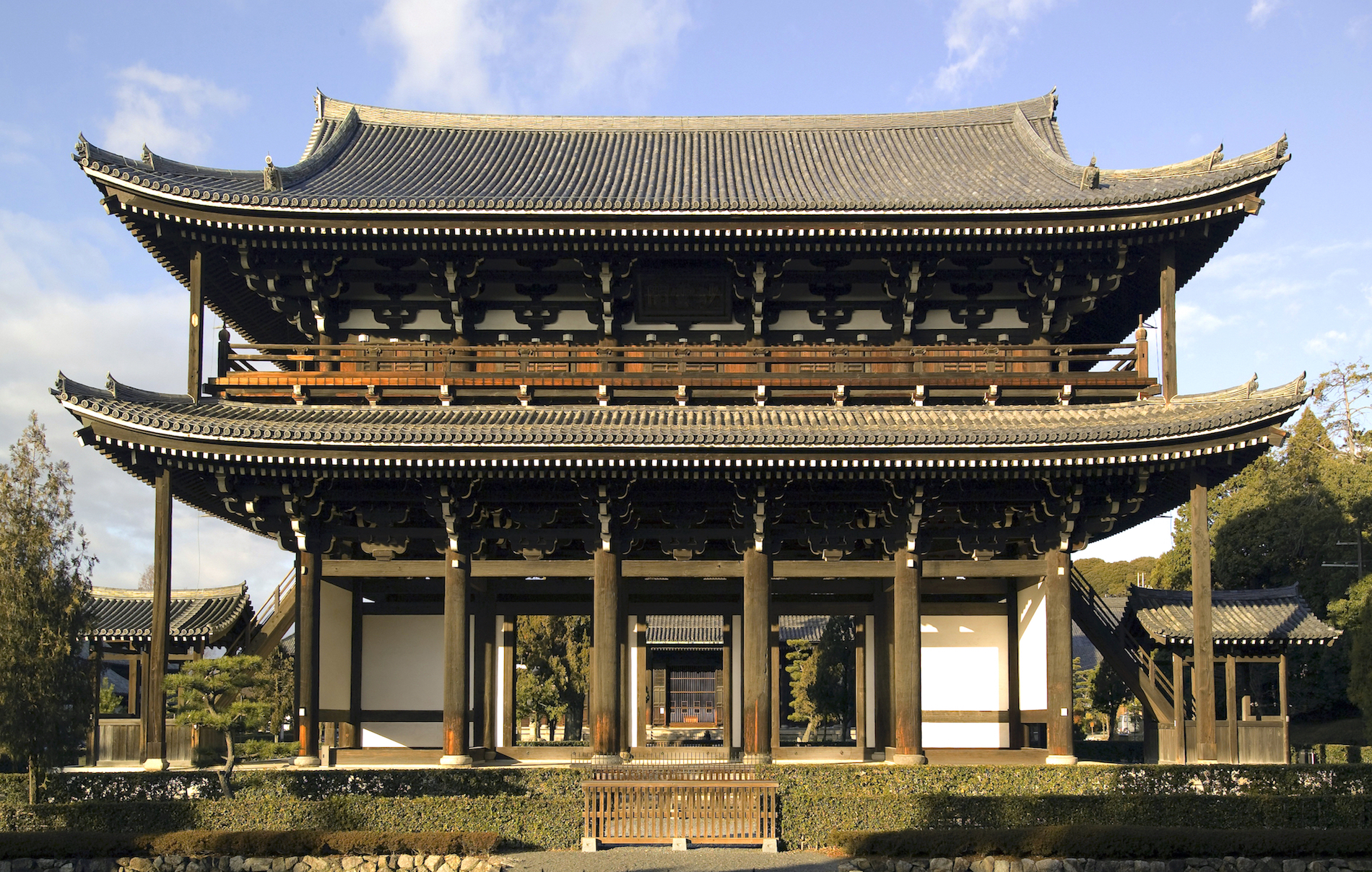 東福寺・三門